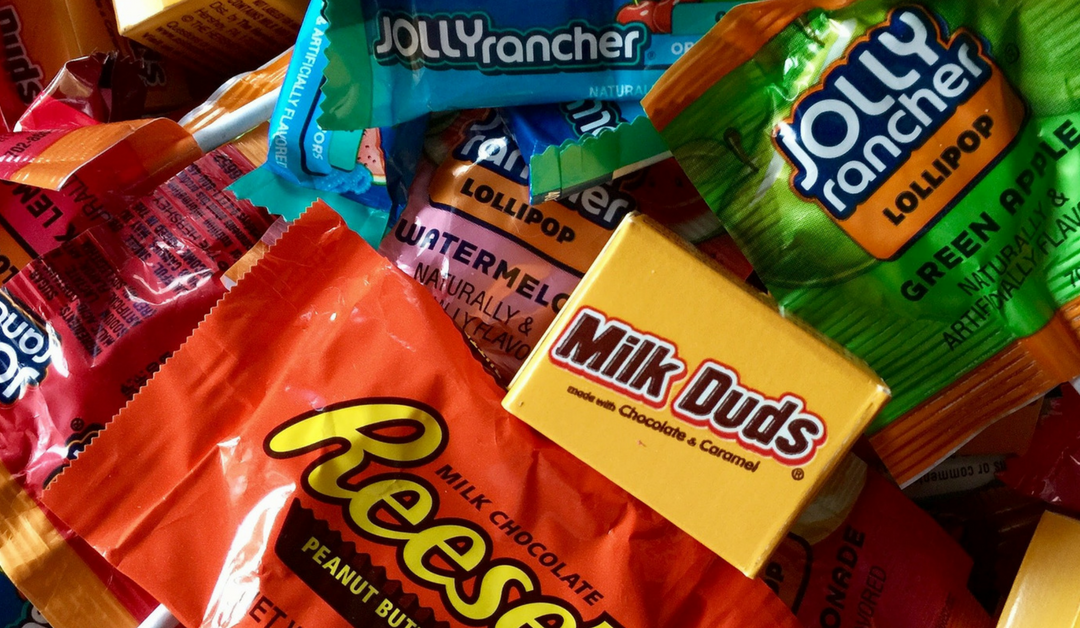 3 Ways to Eliminate a  Boatload of Candy